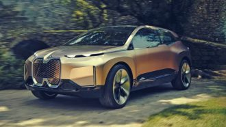 2021 BMW Vision iNext Concept 1