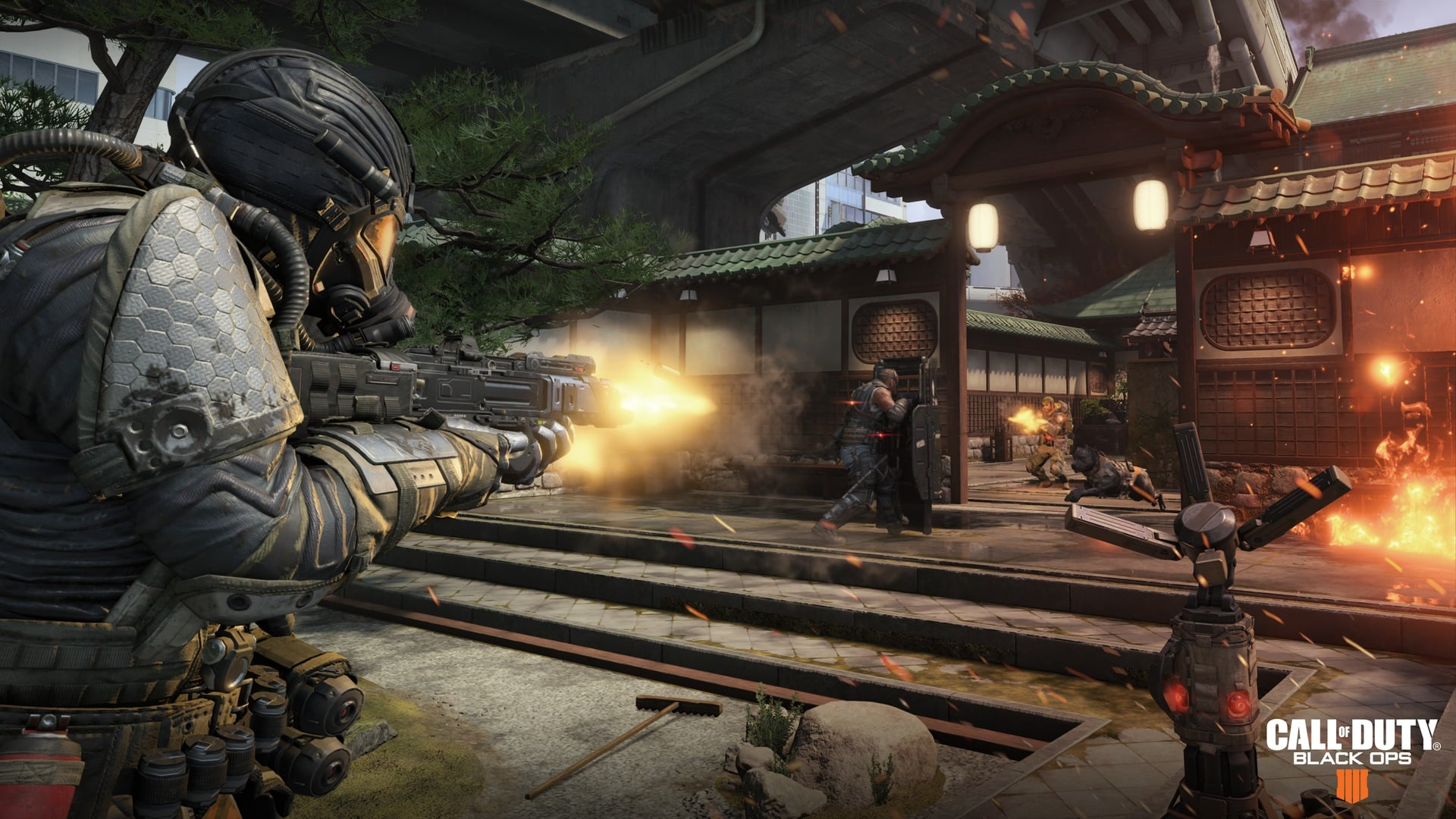 Call of Duty Black Ops 4 Screenshots