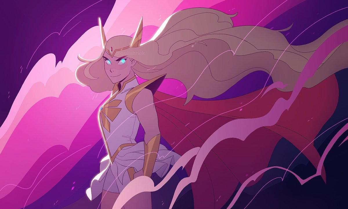 She-Ra and the Princesses of Power op Netflix