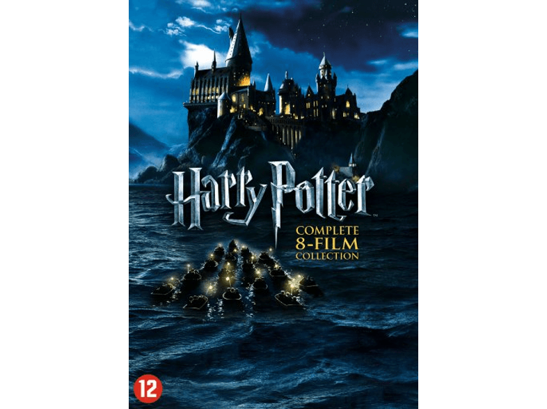 Harry Potter filmcollectie 8 films