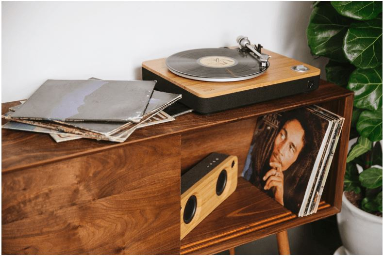 House of Marley Stir it Up platenspeler