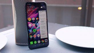 Huawei Mate 20 Lite review uitgelicht