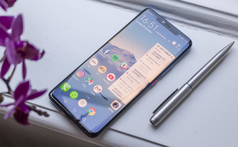 Huawei Mate 20 Pro review design
