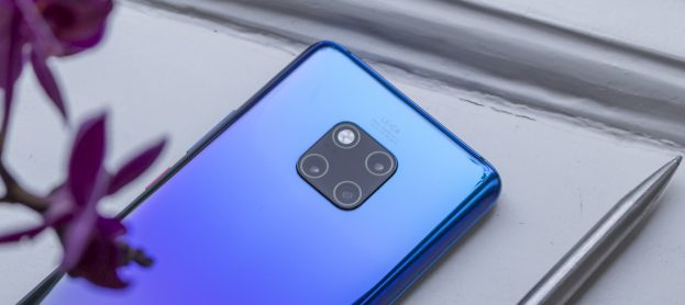 Huawei Mate 20 Pro review camera