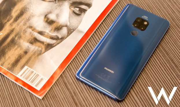 Huawei Mate 20 preview design