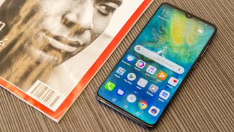 Huawei Mate 20 preview uitgelicht