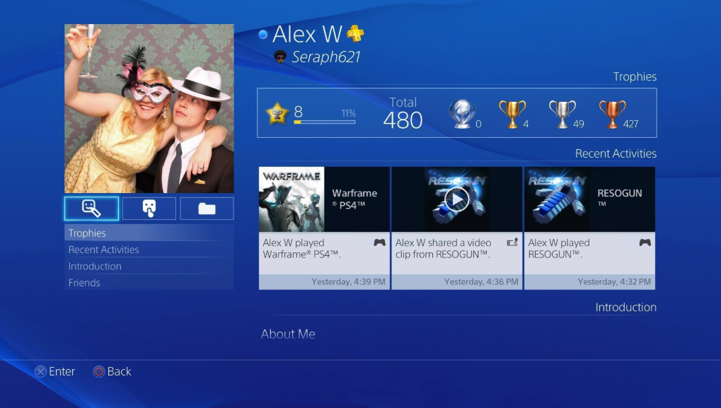 PlayStation Network ID