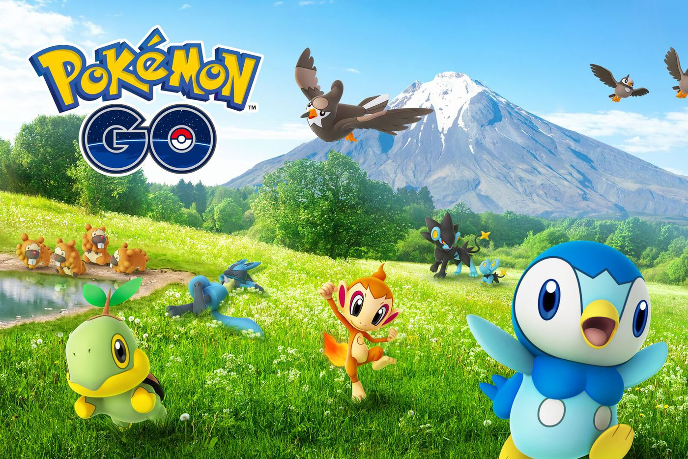 Pokémon go gen 4