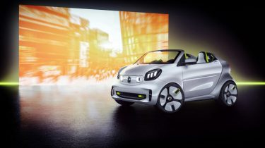 Smart ForEase, Smart ForTwo