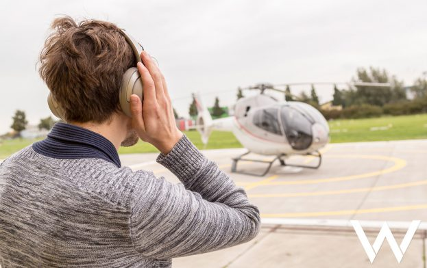 Sony WH-1000XM3 review heli