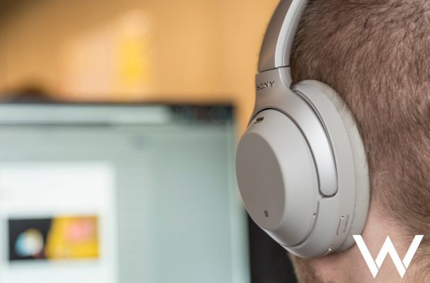 Sony WH-1000XM3 review kantoor