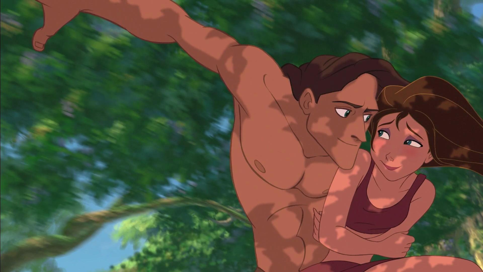 Tarzan November Netflix releases