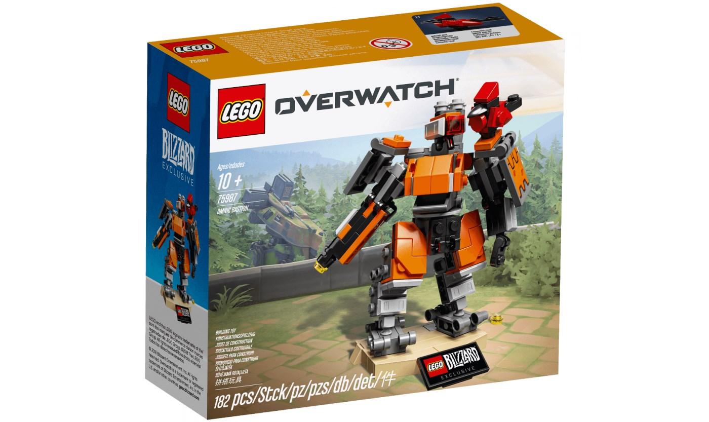 Overwatch Lego serie