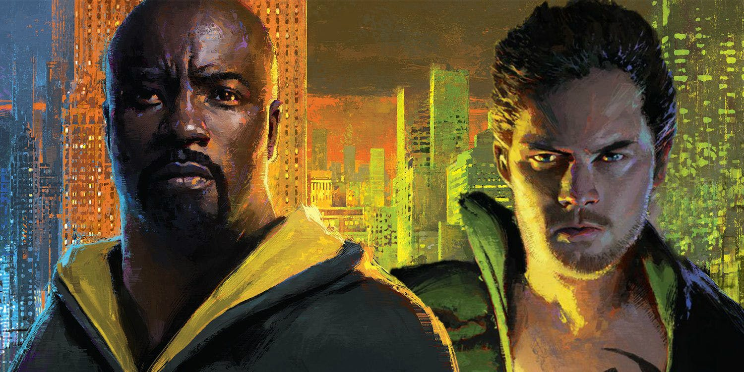 Netflix Luke Cage Iron Fist Marvel