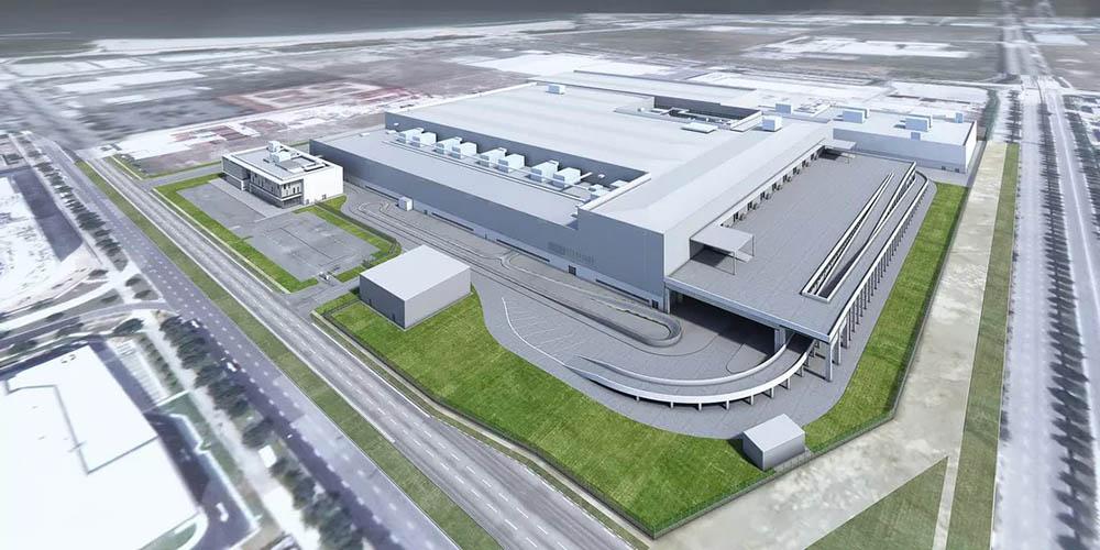 Dyson fabriek Singapore