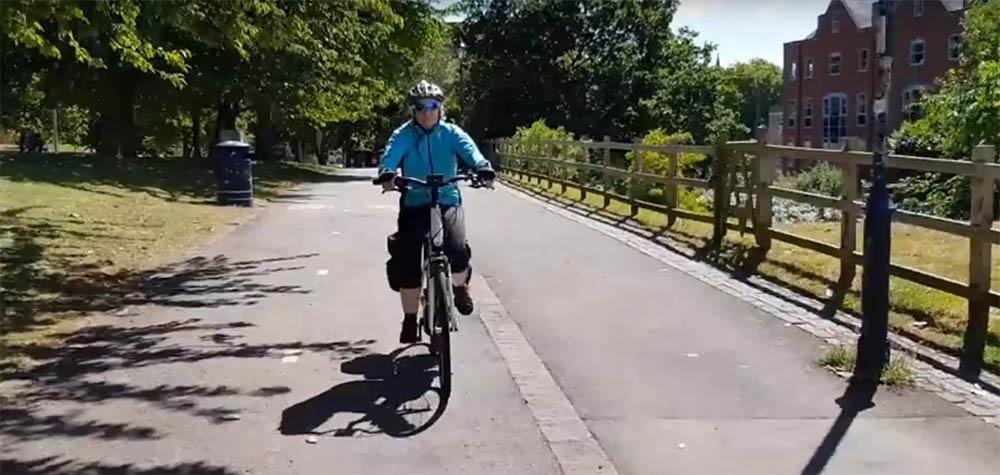 elektrische fiets onderzoek University of Bristol