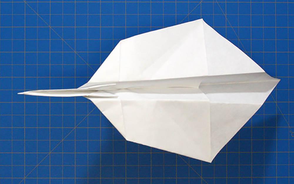 Fold''NFly papieren vliegtuigjes