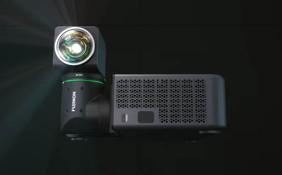 Fujifilm beamer