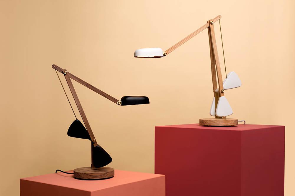 Herston bureaulamp