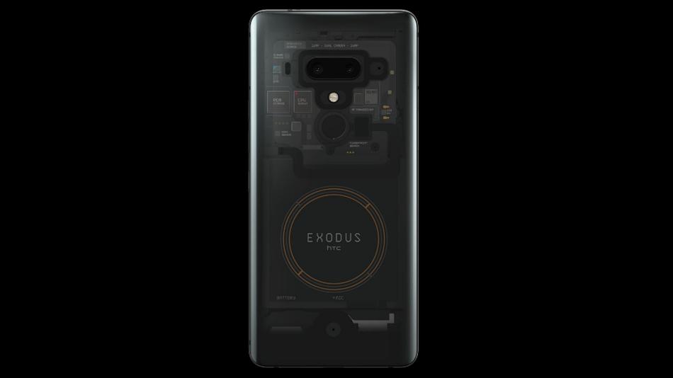 HTC exodus 1 blockchain Bitcoin smartphone