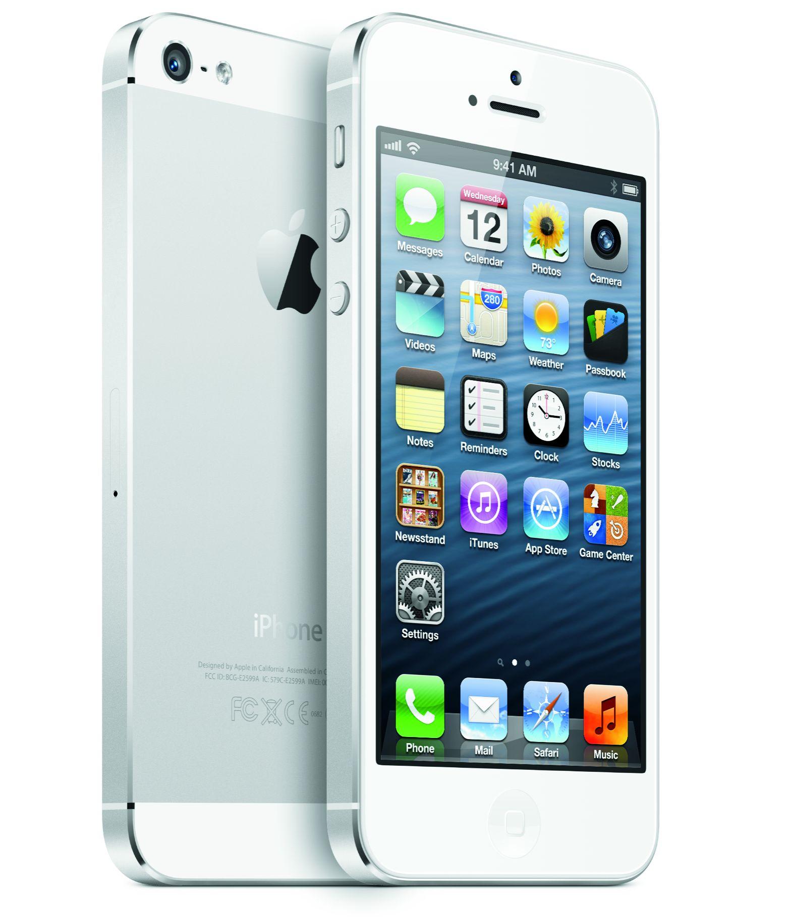 Apple iPhone 5 inspiratie iPad Pro