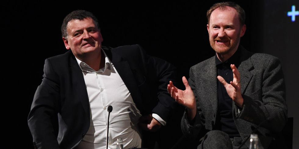 Mark Gatiss en Steven Moffat Netflix Dracula