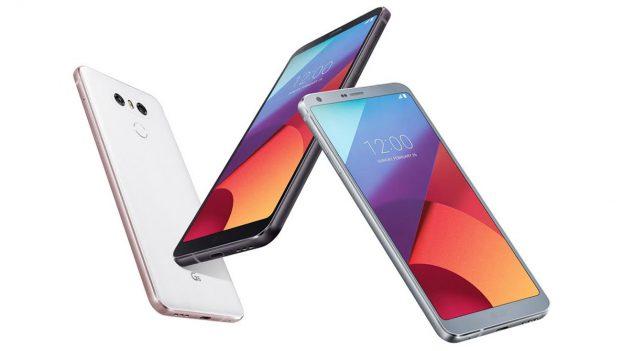 LG G6 beste smartphones