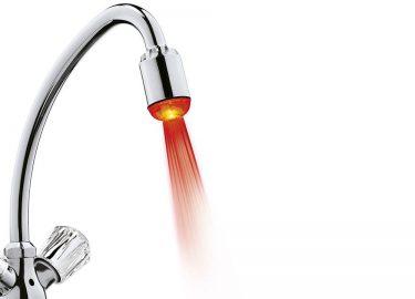 Lidl LED-kraanopzetstuk
