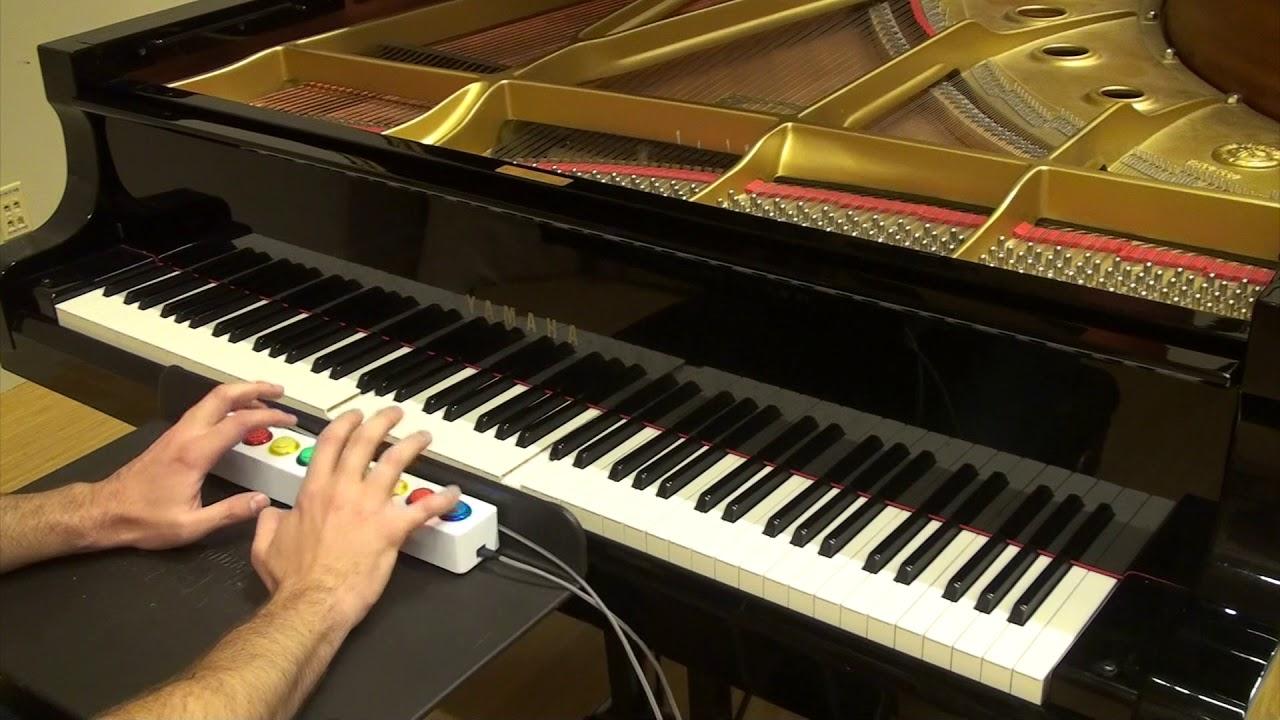Google piano genie