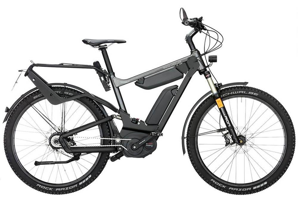 Riese & Müller Delite GX Rohloff HS elektrische fiets