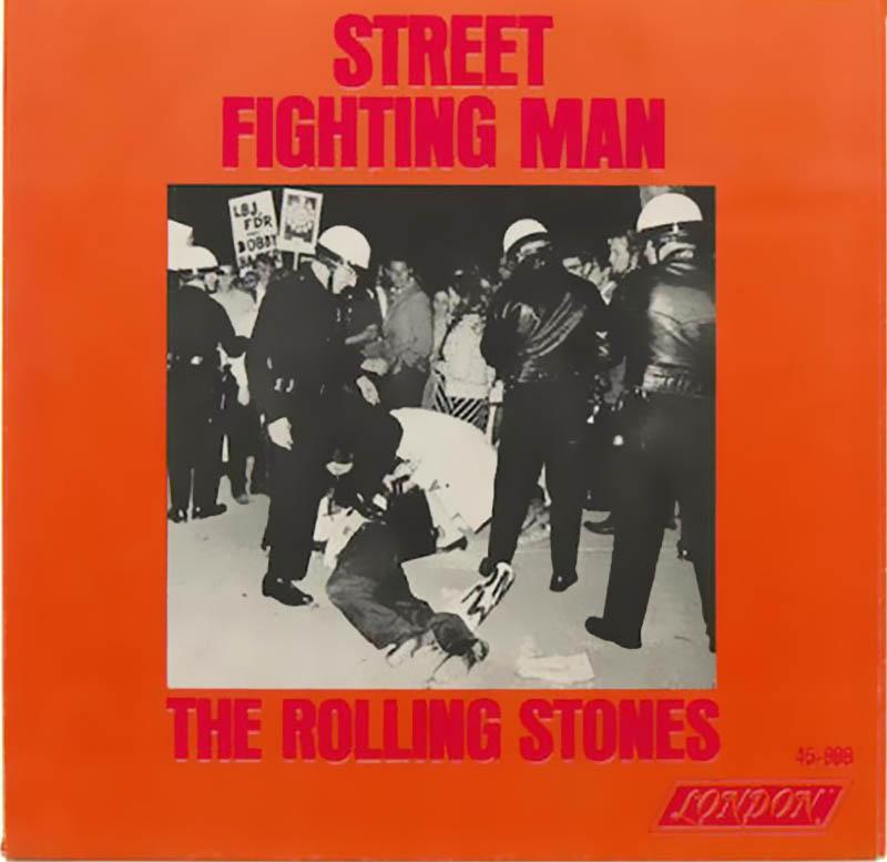The Rolling Stones - Street Fighting Man