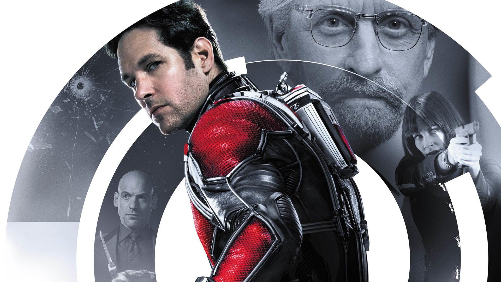 Ant Man Netflix