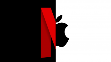 Apple neemt Netflix over