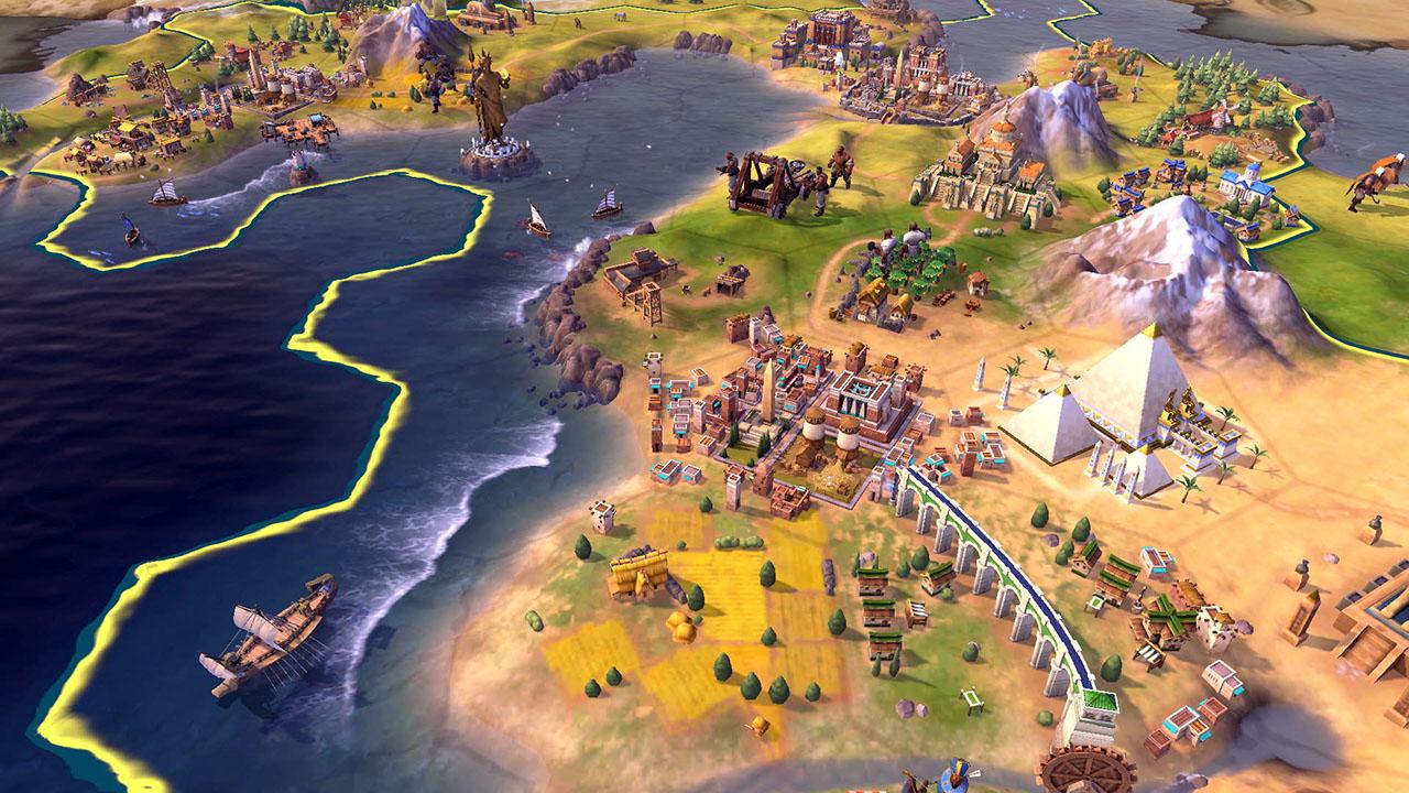 Civilization VI Review | Time