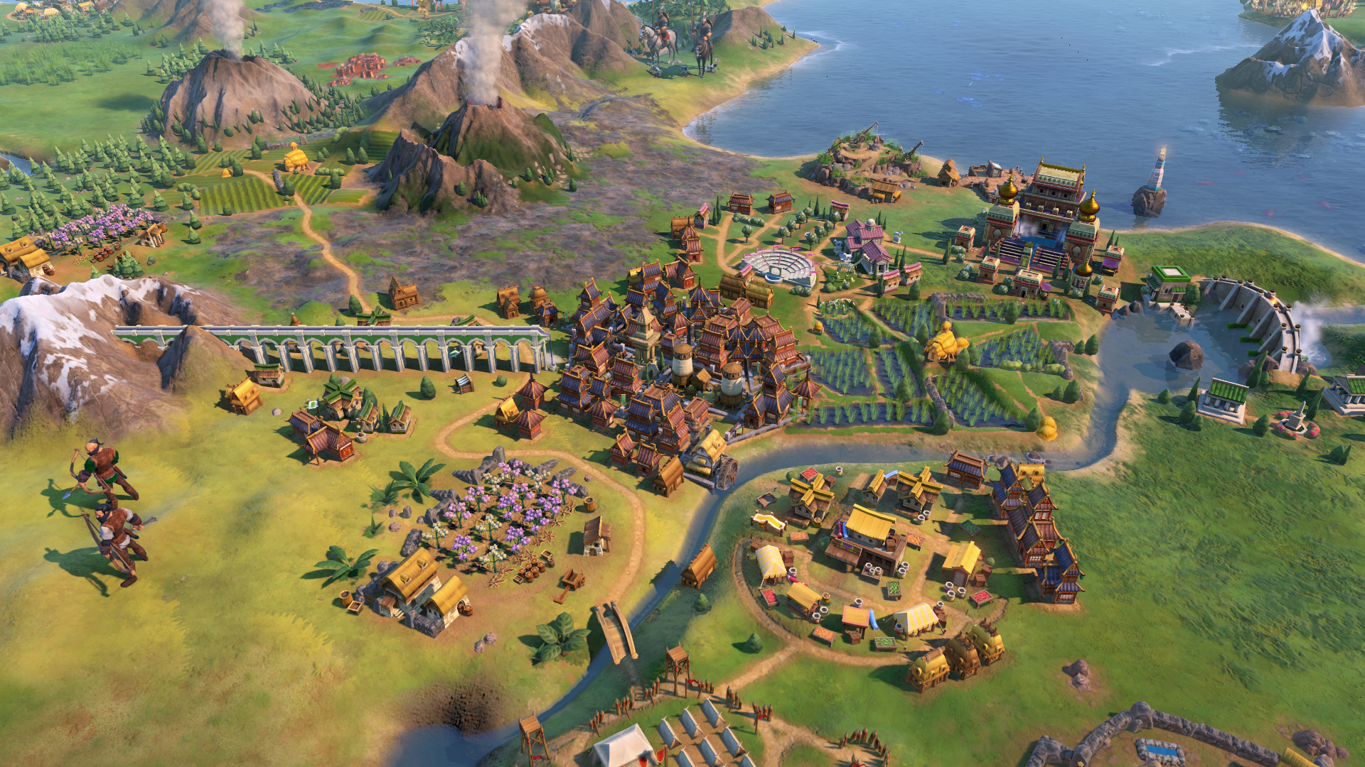Civilization VI- Gathering Storm 1