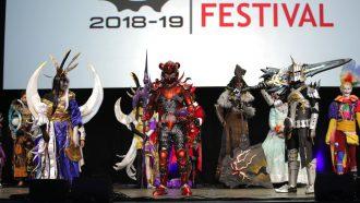 Final Fantasy XIV Fan Fest Cosplay