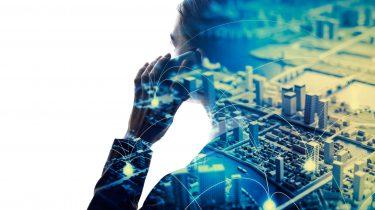 5G wifi technology digital concept