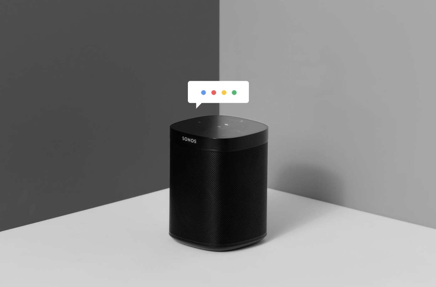 Google Assistant Sonos One