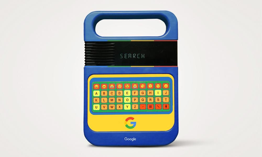 Google in de jaren 90