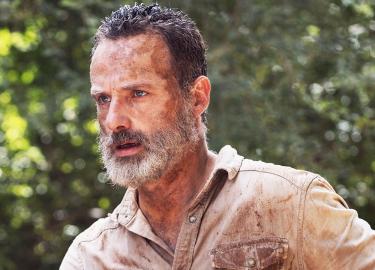 The Walking Dead Rick Grimes films