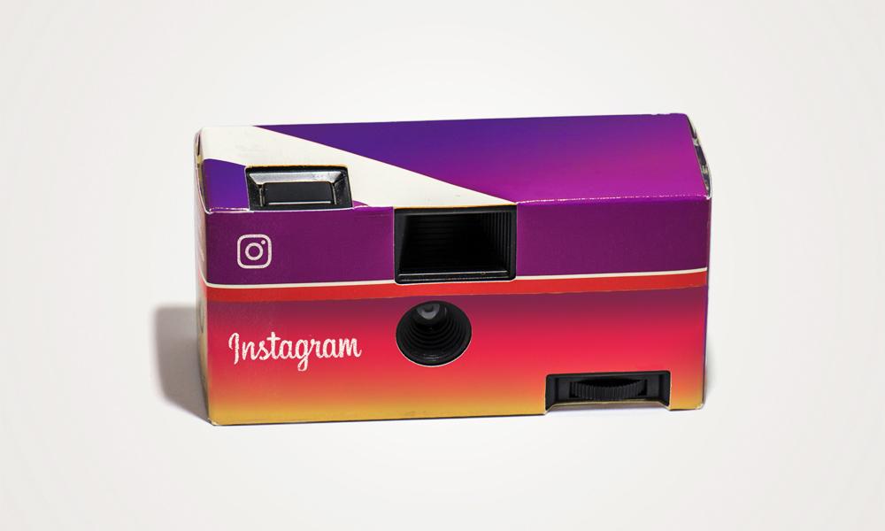 Instagram in de jaren 90