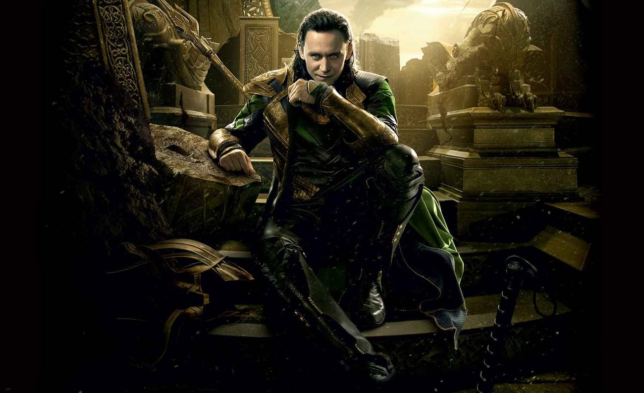 Star Wars en Loki serie naar Disney Dienst