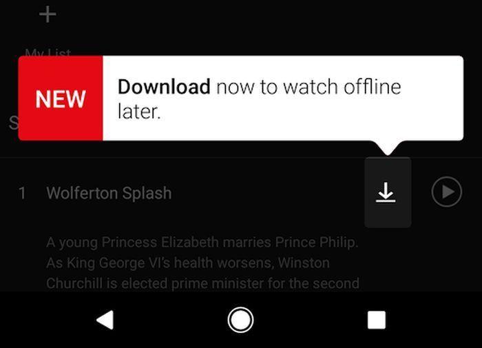Netflix offline kijken: zo doe je dat