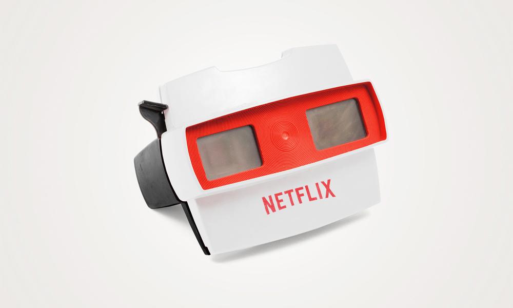 Netflix in de jaren 90