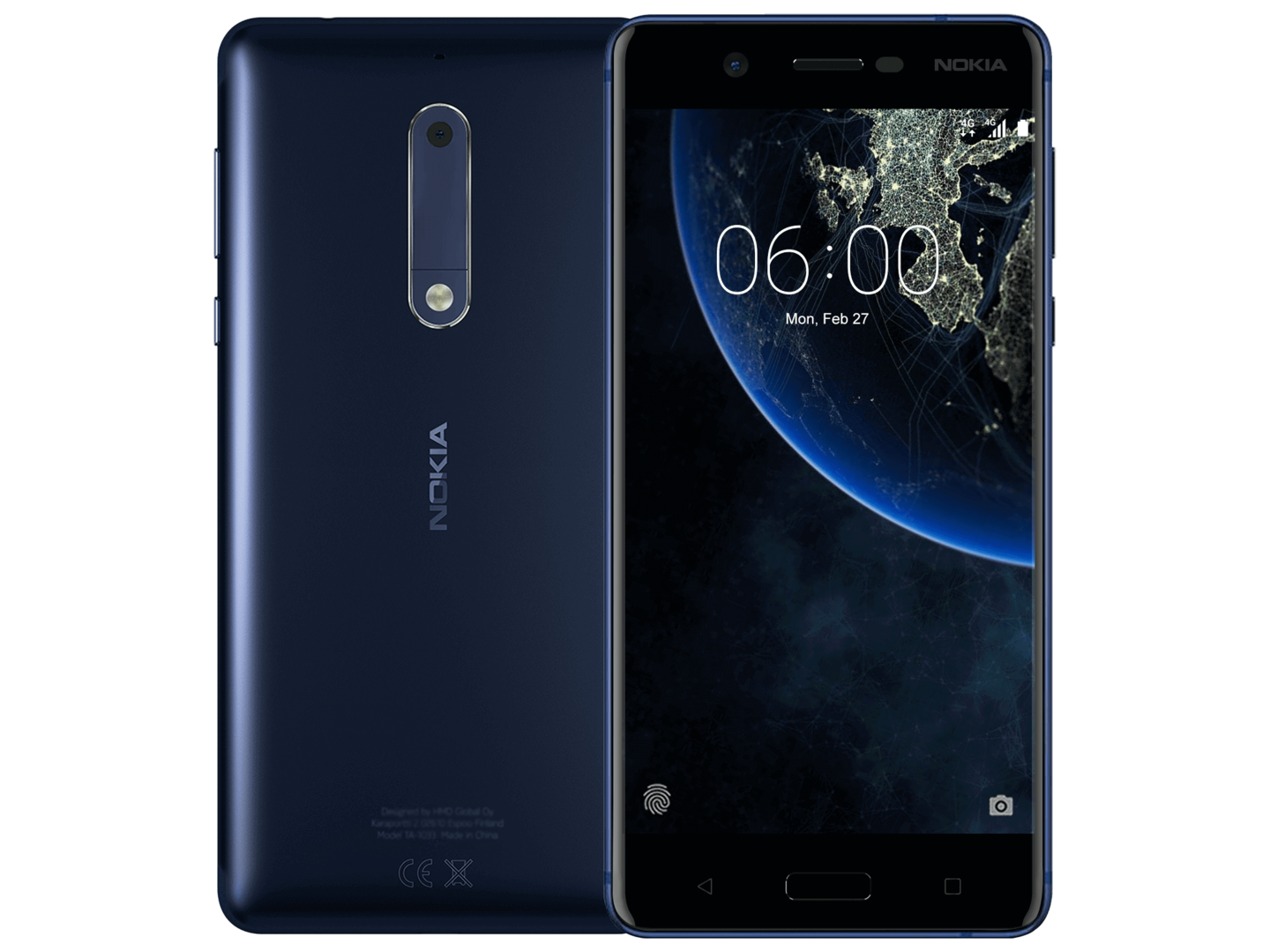 Nokia 5 BCC Singles DAY