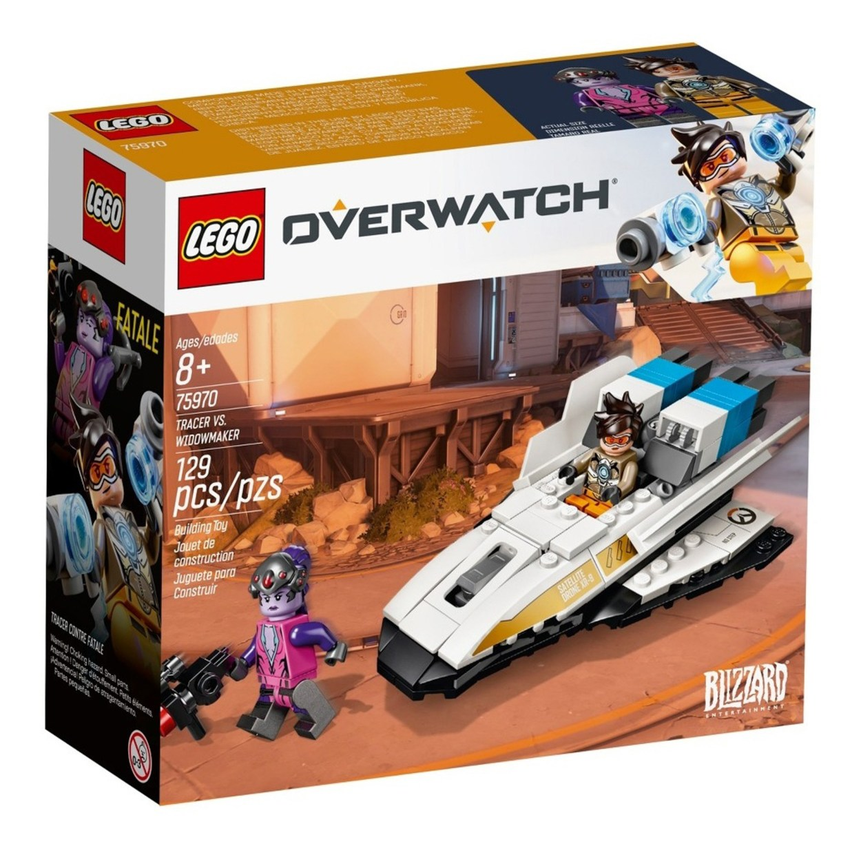 Overwatch LEGO Set