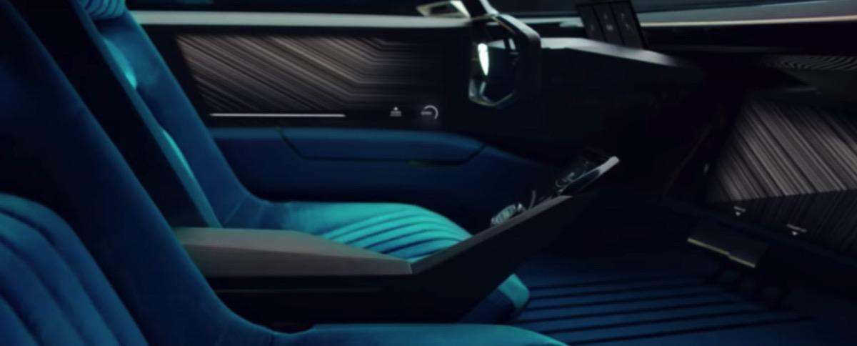 De Peugeot E Legend Concept Schetst Een Realistisch Toekomstbeeld Want