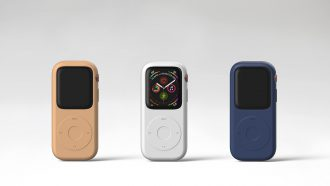 Apple Watch x iPod Nano