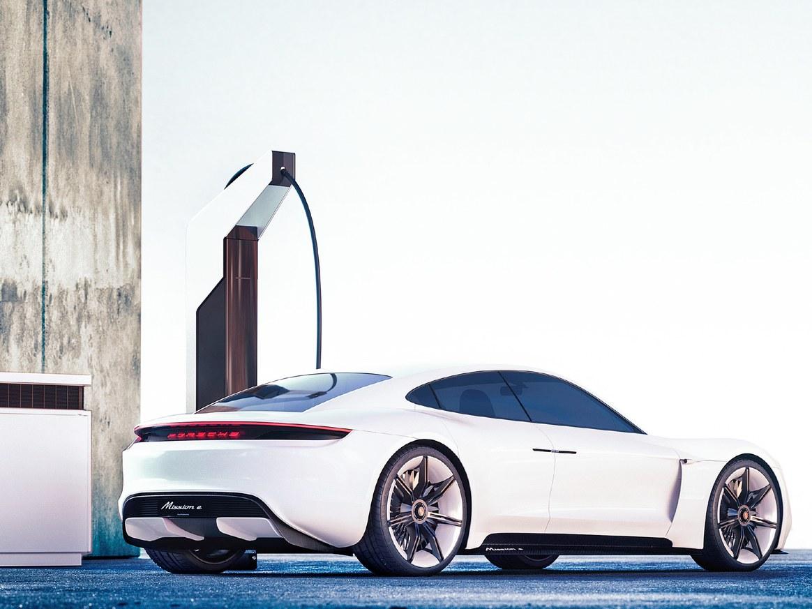 Porsche opladen