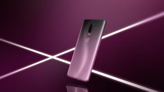 Thunder Purple variant voor OnePlus 6T
